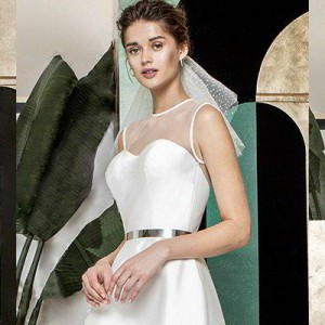 beaute comme toi 2019 bridal collection featured on wedding inspirasi homepage splash
