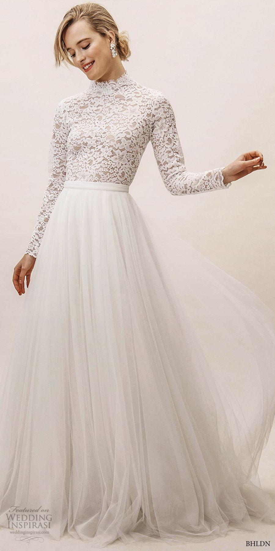 Bhldn S Effortlessly Chic Spring 2019 Wedding Dresses Wedding