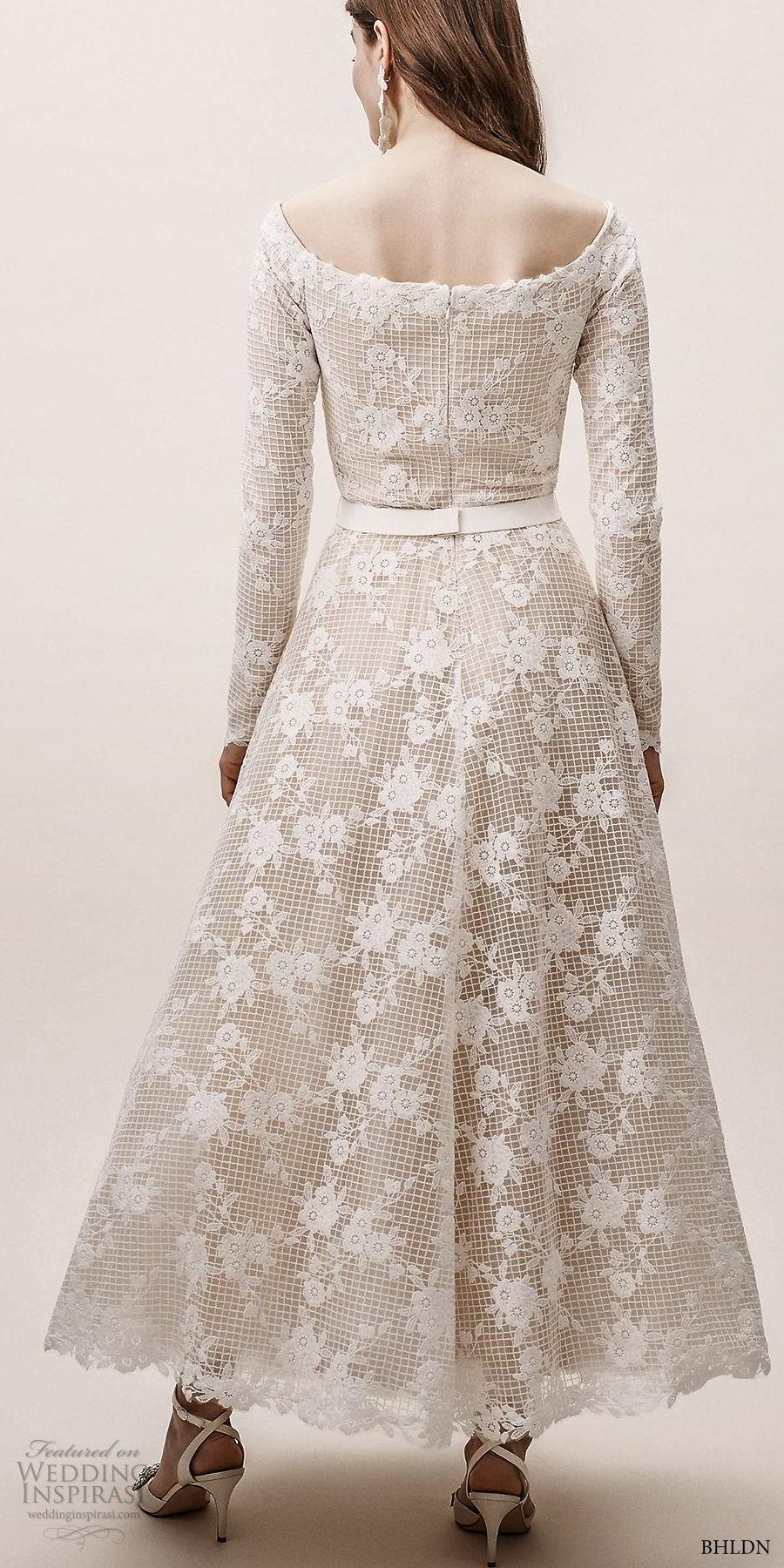 Bhldn S Effortlessly Chic Spring 2019 Wedding Dresses