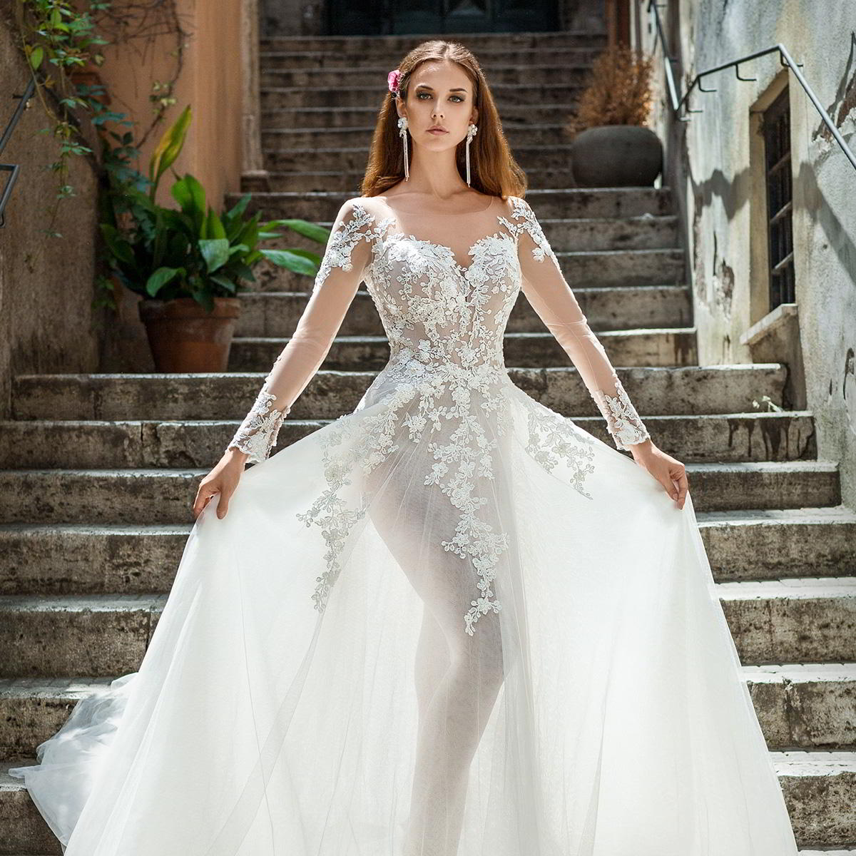 Roman Wedding Gowns: Tanya Grig 2019 Wedding Dresses