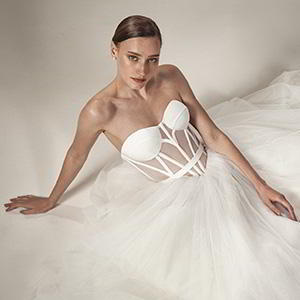 24ba2175cb2 Michael Cinco Wedding Dresses — Fall Winter 2011-2012 Bridal ...