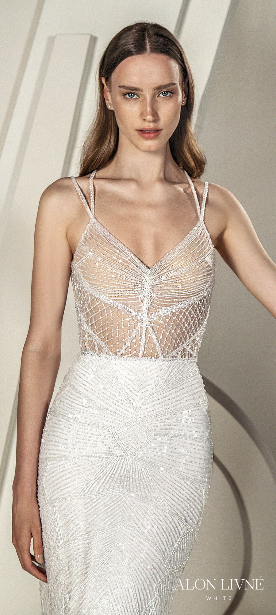 Spring Cocktail Dresses 2020.Stunning Alon Livne White Spring 2020 Wedding Dresses