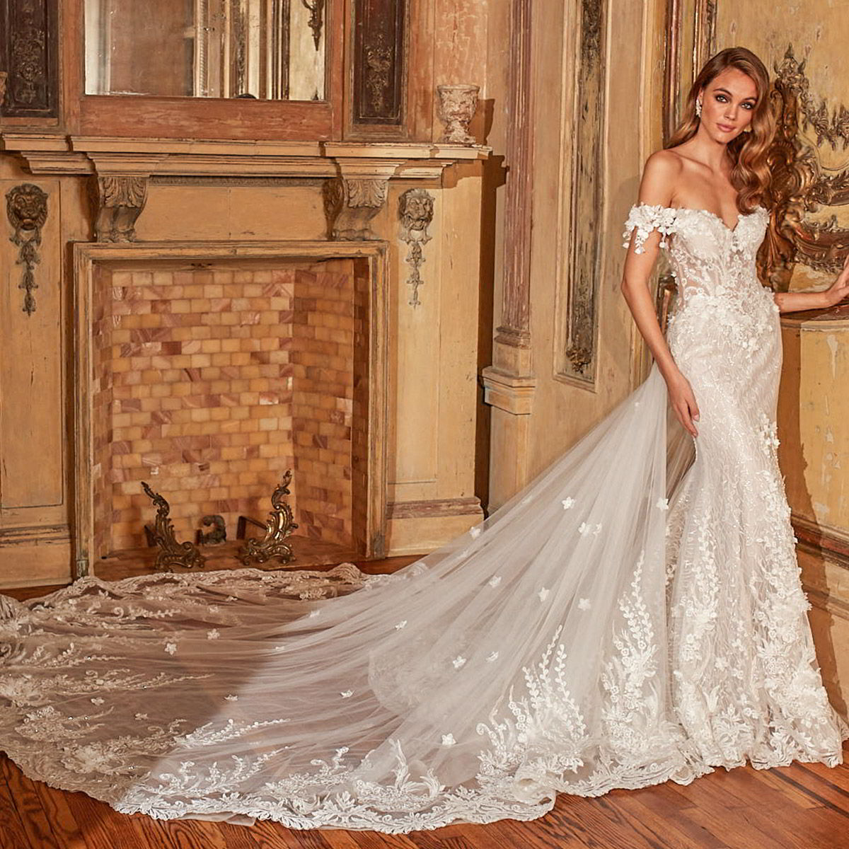 Eve Of Milady Bridal Wedding Dress Collection Fall 2018: Wedding Dresses, Cakes, Bridal