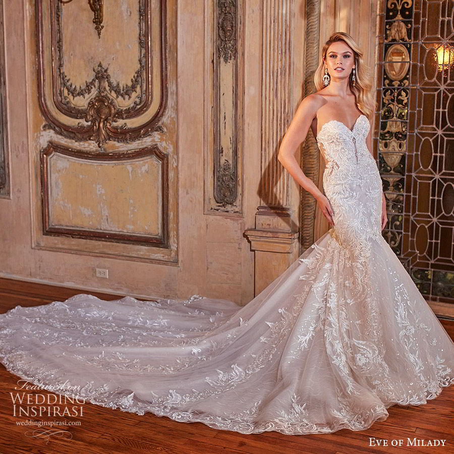 Eve Of Milady Couture Fall 2018-2019 Wedding Dresses