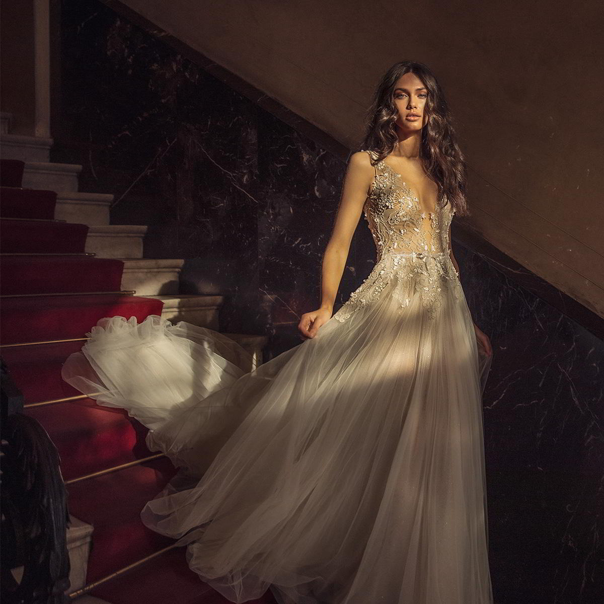 julie vino 2020 barcelona bridal wedding inspirasi featured wedding gowns dresses and collection