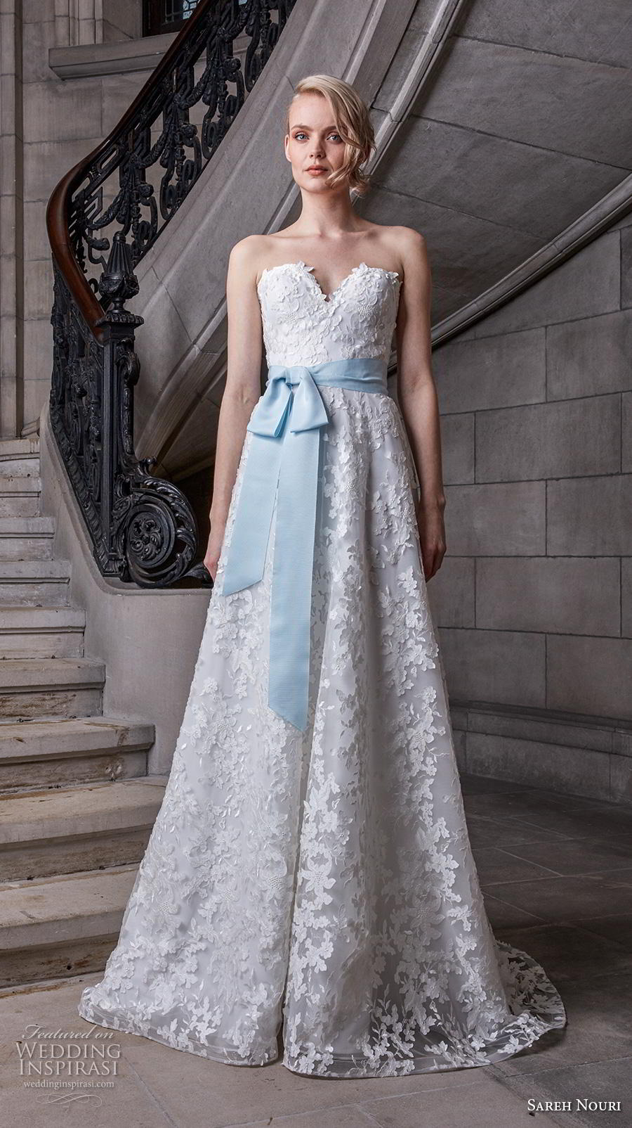 sareh nouri s2020 bridal strapless sweetheart neckline full embellishment romantic blue a  line wedding dress backless medium train (2) mv