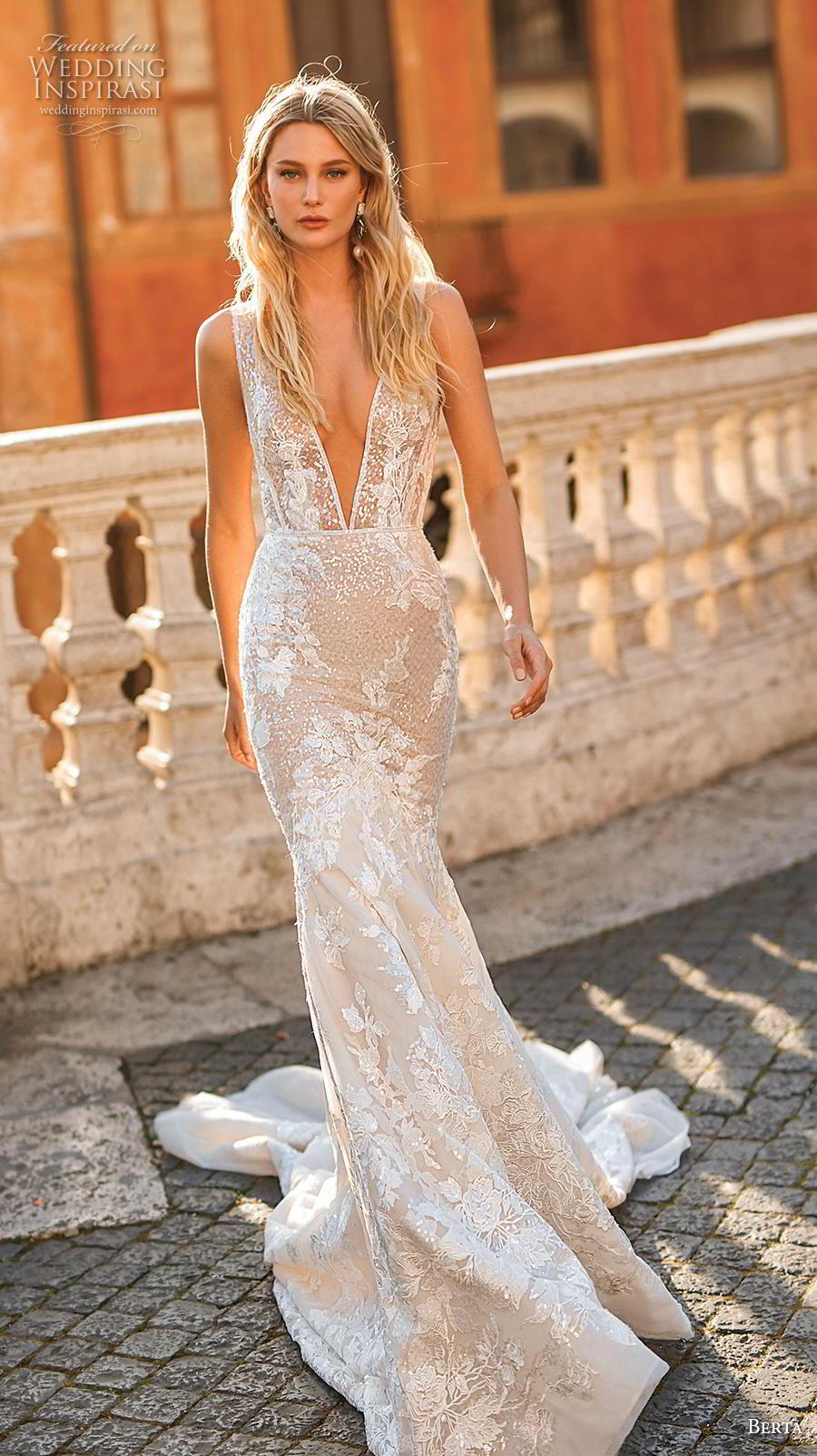 Berta Priv 233 E No 2 Wedding Dresses 2020 Bridal