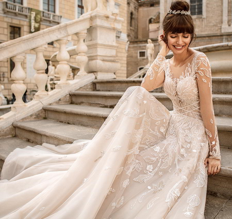 innocentia divina 2020 bridal wedding inspirasi featured wedding gowns dresses and collection