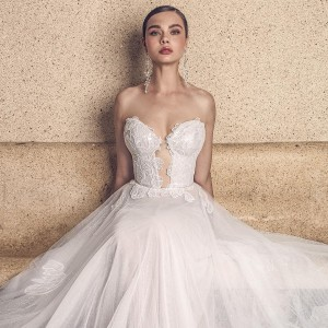 irena burshtein 2020 bridal wedding inspirasi featured wedding gowns dresses and collection