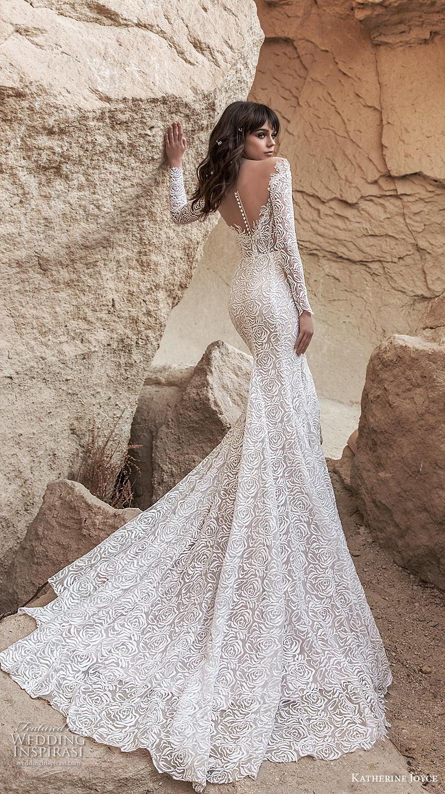 Katherine Joyce 2020 Wedding Dresses Wind Desert