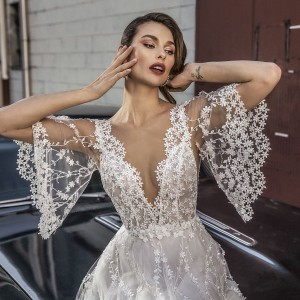 valentini spose spring 2020 bridal collection featured on wedding inspirasi thumbnail