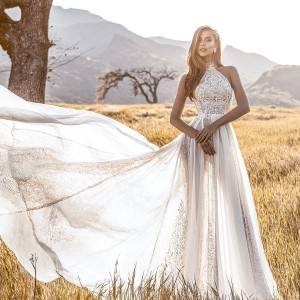 crystal design 2020 couture bridal collection featured on wedding inspirasi thumbnail 1000