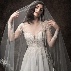 enaura spring 2019 bridal wedding inspirasi featured wedding gowns dresses and collection