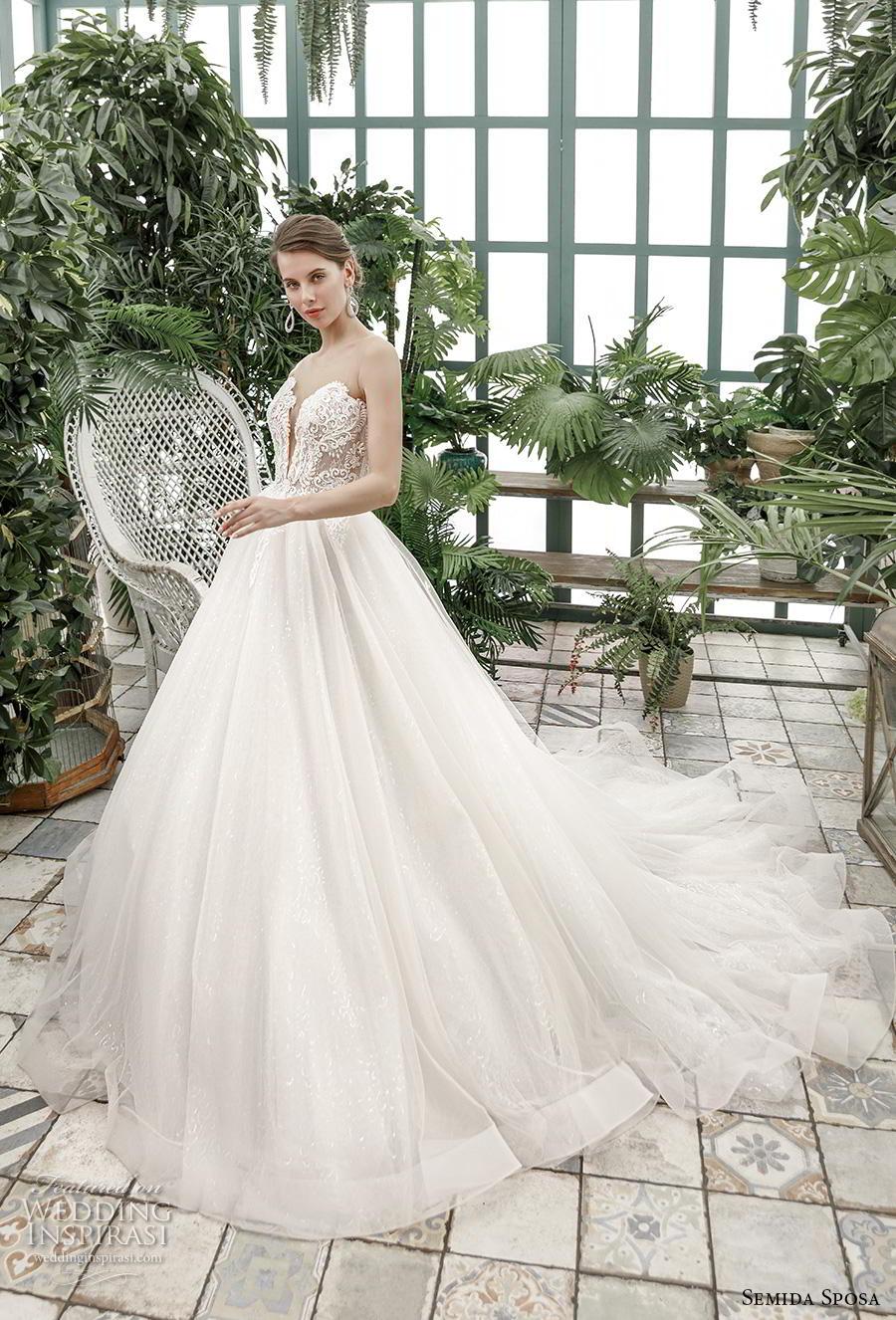 Semida Sposa 2020 Wedding Dresses