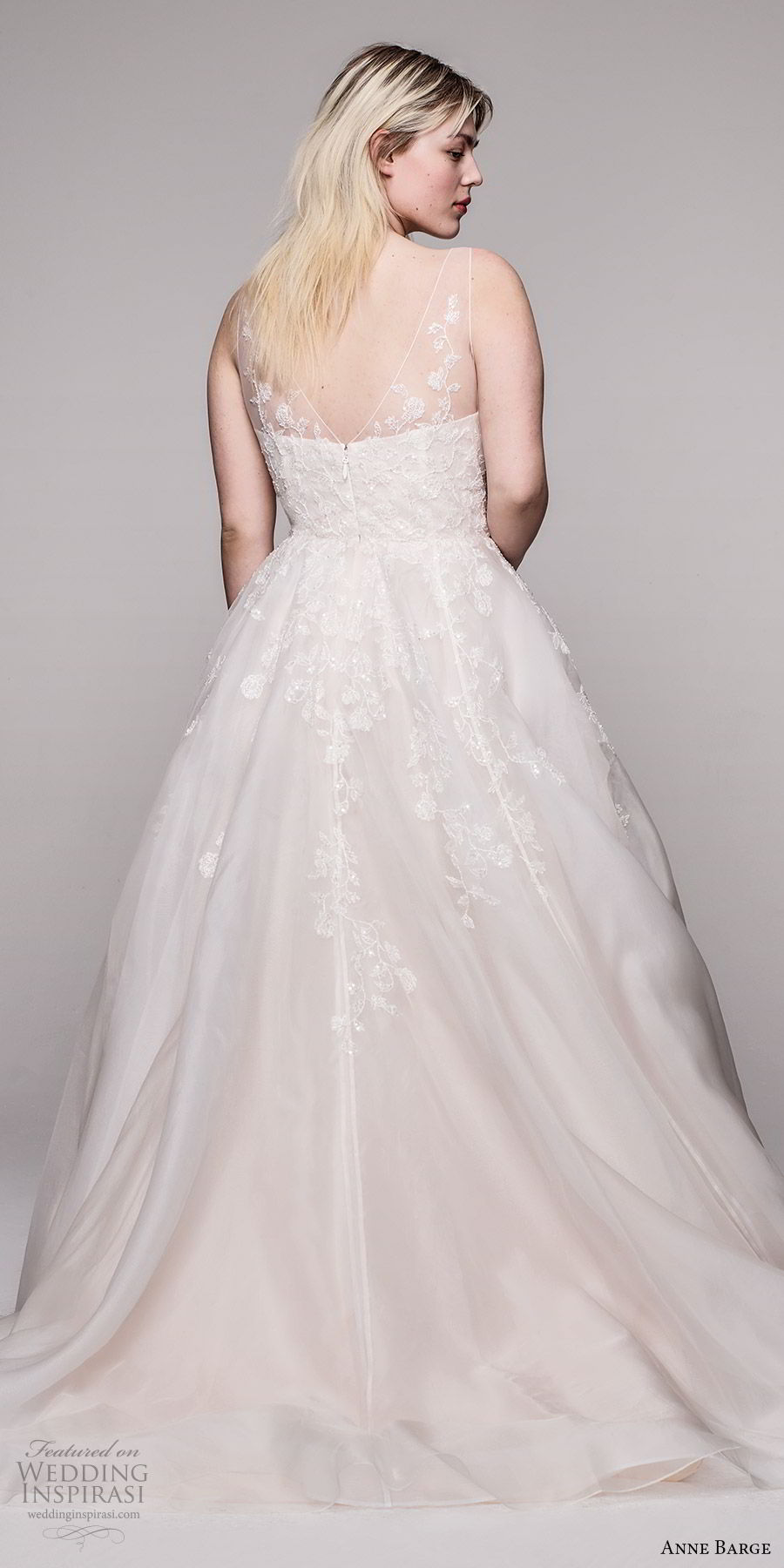anne barge 2020 bridal plus size sleeveless illusion bateau neck sweetheart neckline embellished bodice a line ball gown wedding dress (11) romantic elegant bv