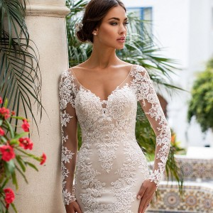 moonlight collection fall 2019 bridal collection featured on wedding inspirasi thumbnail