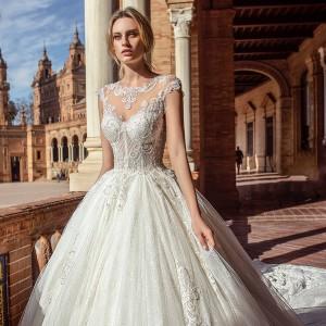 ricca sposa 2019 bridal collection featured on wedding inspirasi thumbnail
