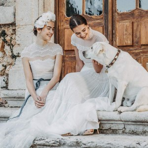 divine atelier 2020 bridal collection featured on wedding inspirasi thumbnail