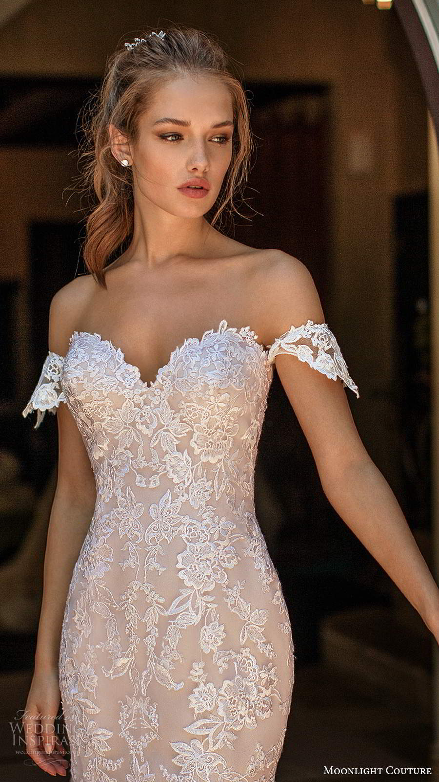 Moonlight Couture Spring 2020 Wedding Dresses Wedding