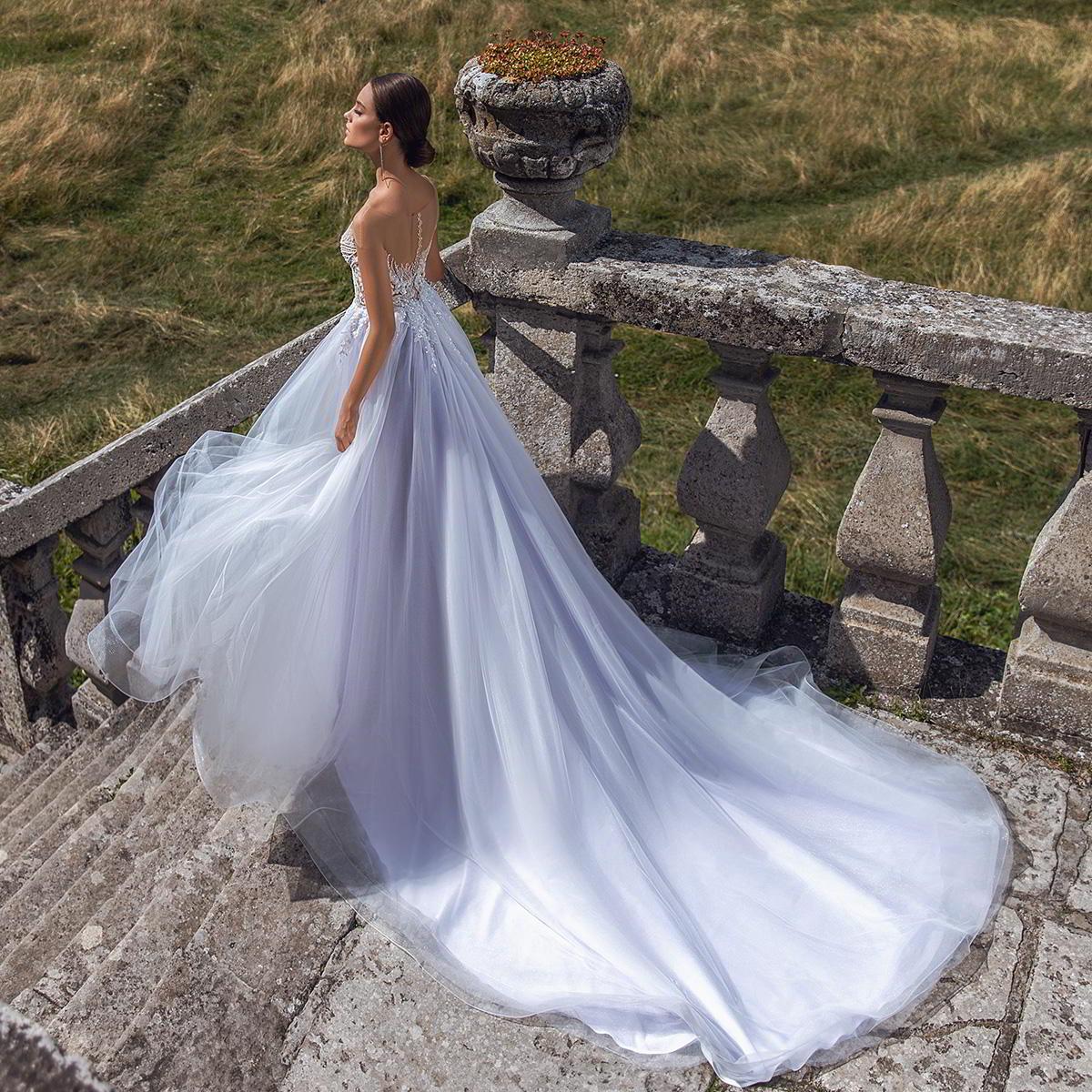 Ari Villoso Tones 2020 Wedding Dresses