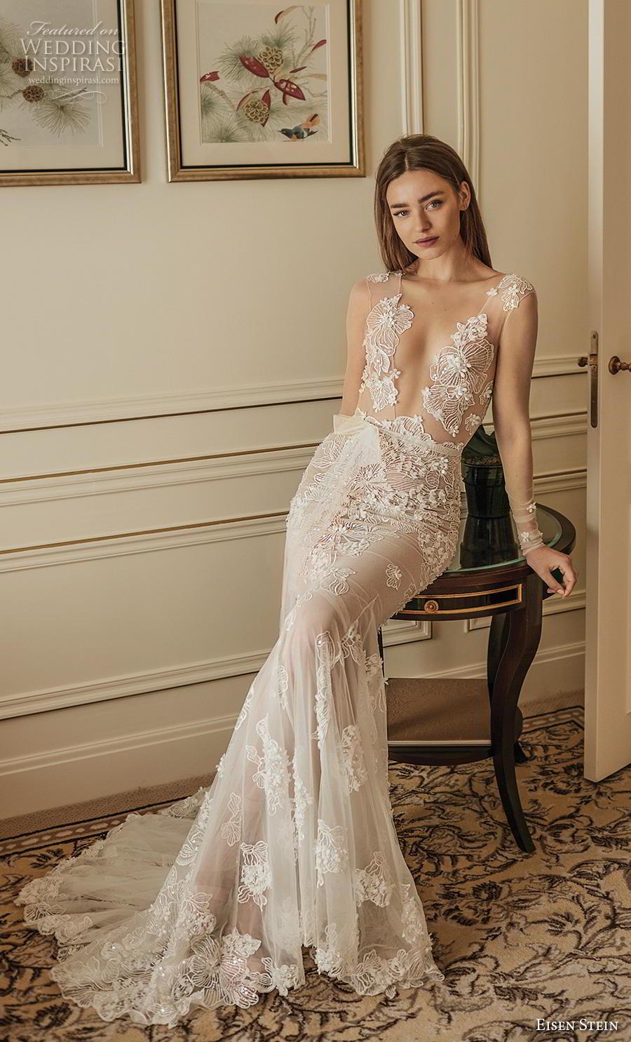 Eisen Stein Fall 2020 Wedding Dresses Wedding Inspirasi