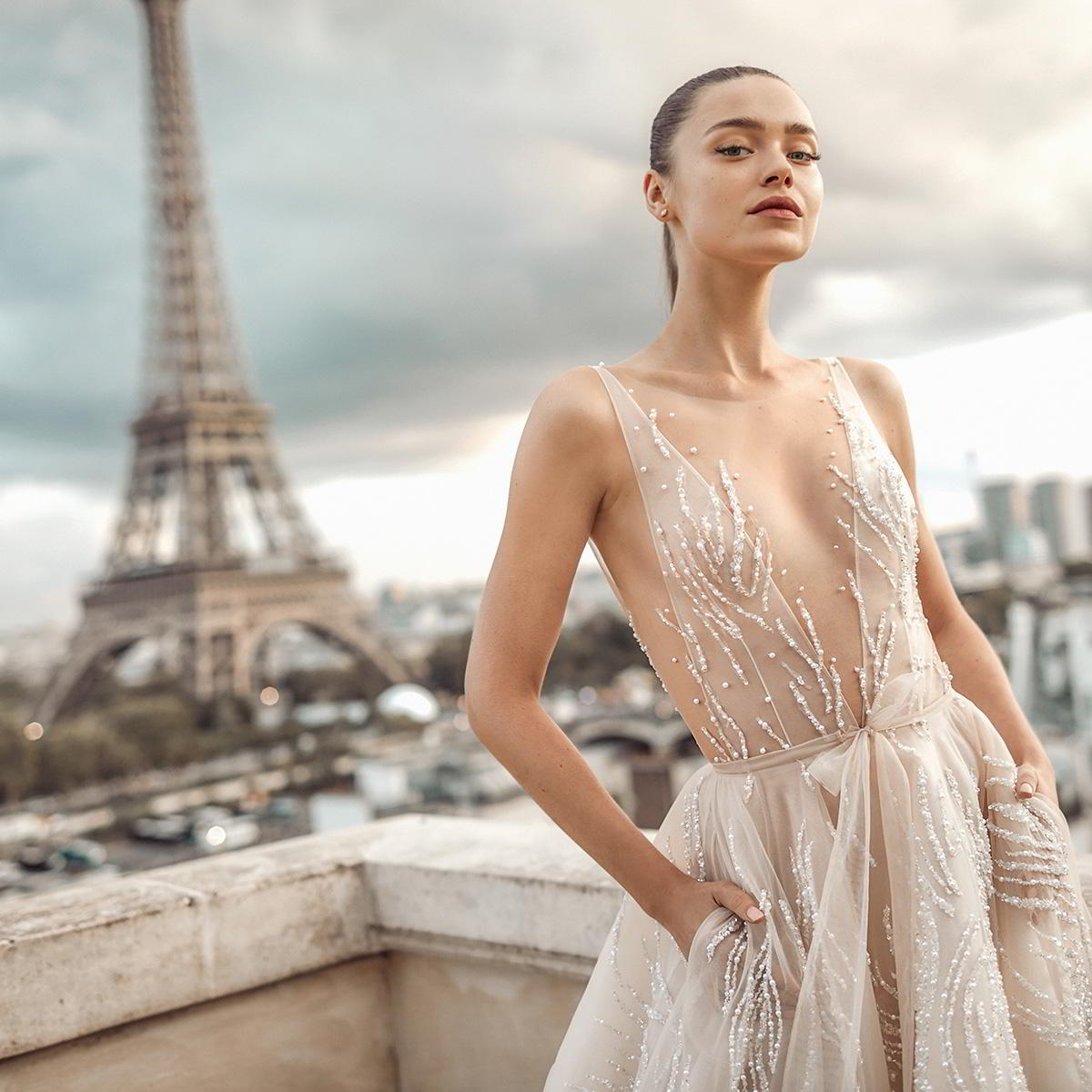Tony Ward La Mariée Fall 2018 Wedding Dresses: Eisen Stein Fall 2020 Wedding Dresses