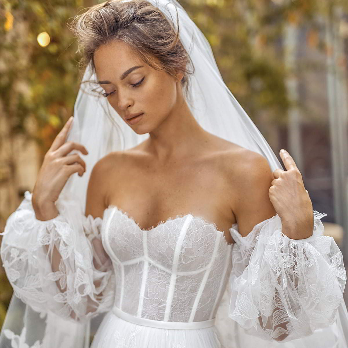 Tony Ward La Mariée Fall 2018 Wedding Dresses: Wedding Inspirasi