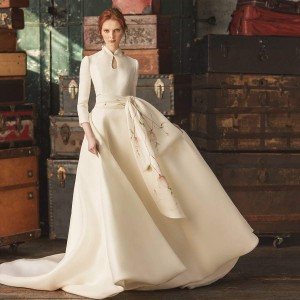 sareh nouri fall 2020 bridal collection featured on wedding inspirasi thumbnail