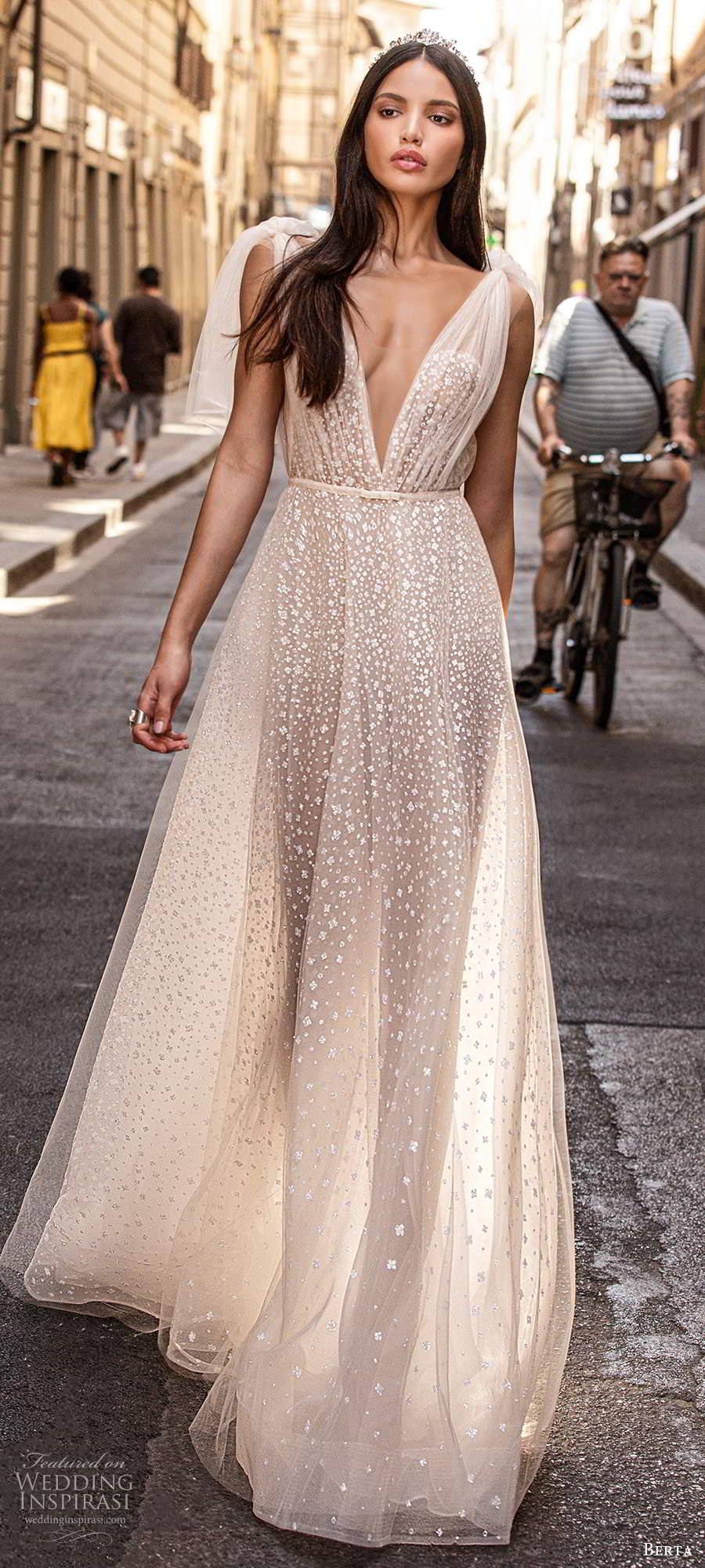 Muse By Berta Fall 2020 Wedding Dresses
