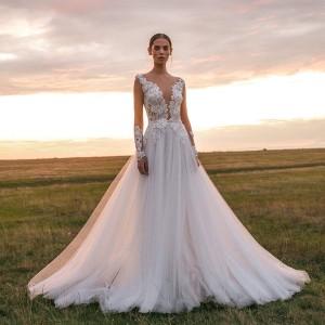 daalarna fall 2020 bridal collection featured on wedding inspirasi thumbnail