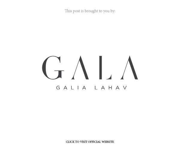 galia lahav fall 2020 gala no 9 bridal collection banner below