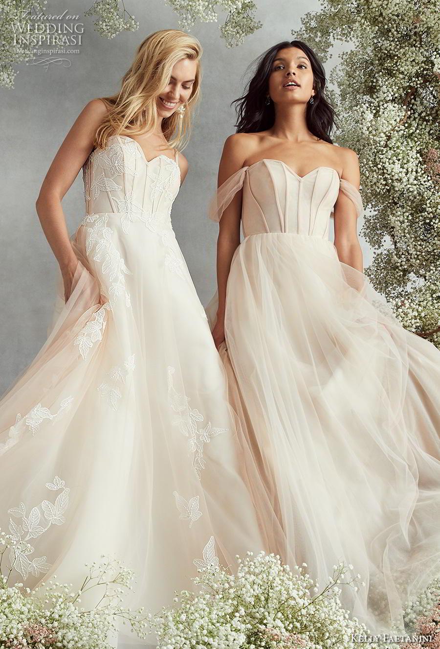 Fall Dresses 2020.Kelly Faetanini Fall 2020 Wedding Dresses Amalfi Bridal