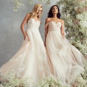 kelly faetanini fall 2020 bridal wedding inspirasi featured wedding gowns dresses and collection