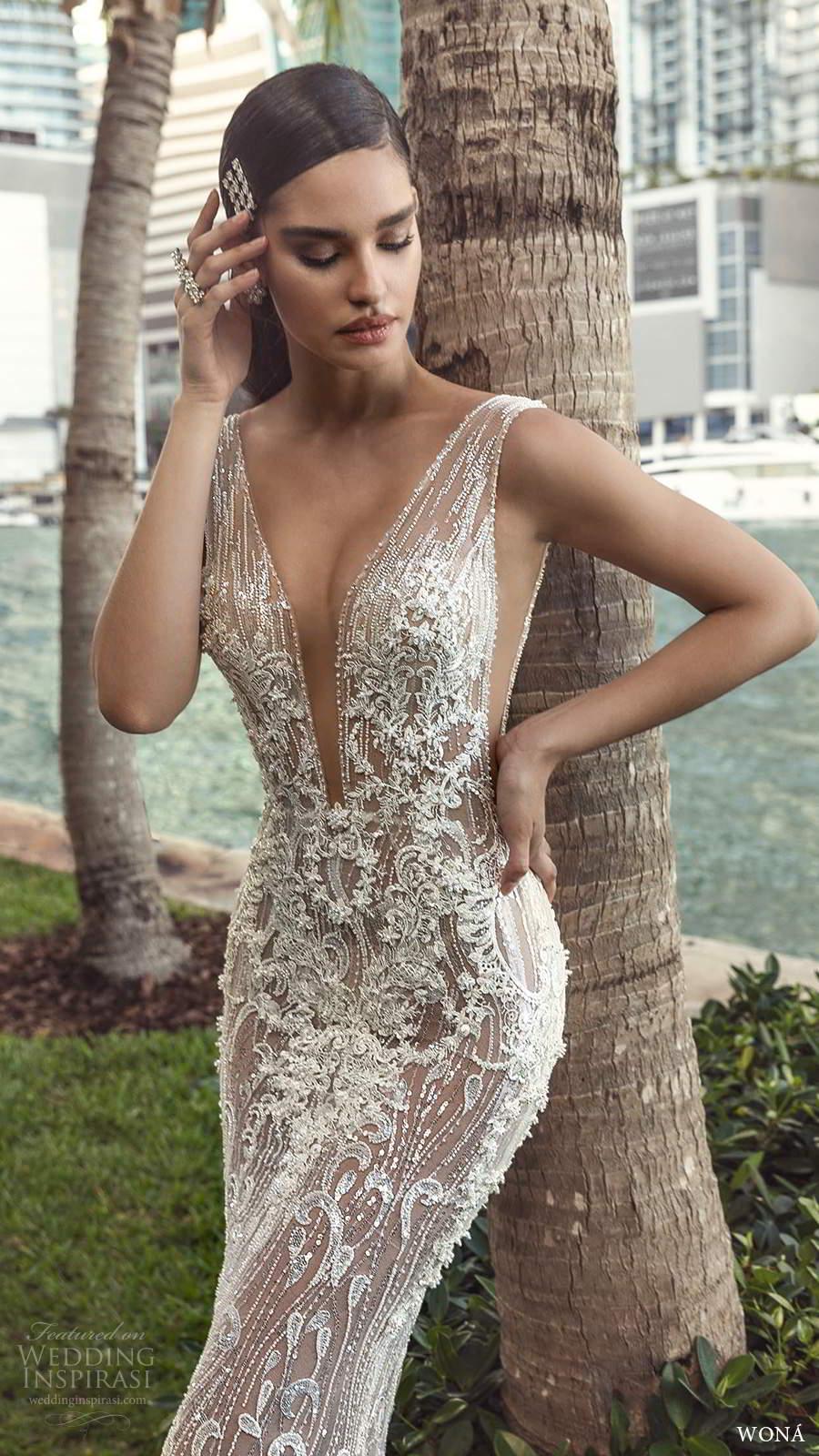 Fall Dresses 2020.Wona Fall 2020 Wedding Dresses Bridalpulse