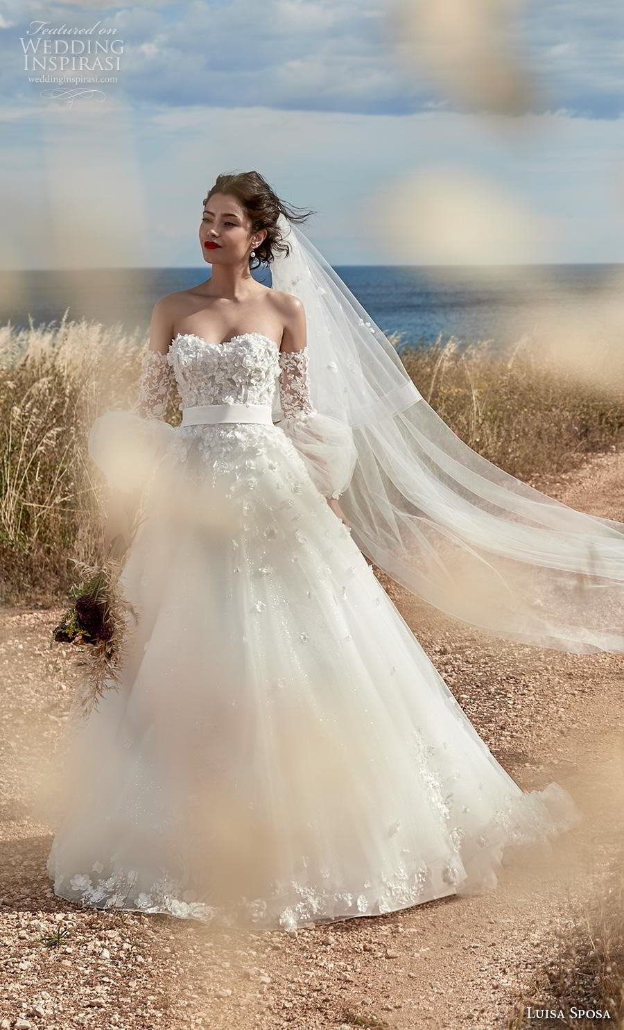 Luisa Sposa 2020 Wedding Dresses Wedding Inspirasi