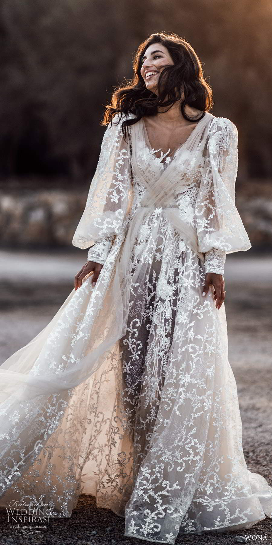 Your Guide To 2020 S Hottest Wedding Dress Trends Part 1 Sleeves