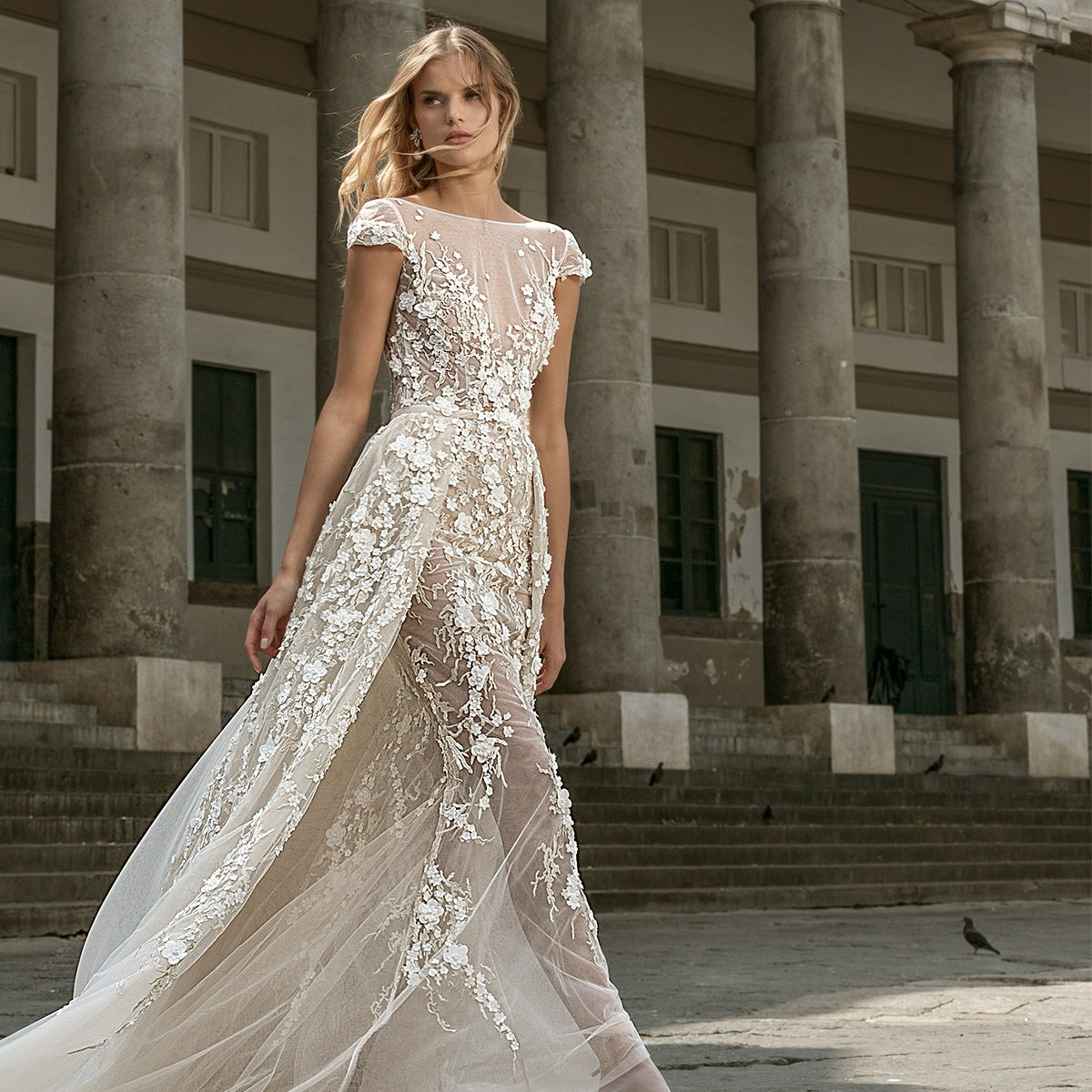 berta fall 2020 bridal wedding inspirasi featured wedding gowns dresses and collection