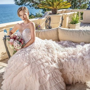 jasmine bridal spring 2020 bridal wedding inspirasi featured wedding gowns dresses and collection