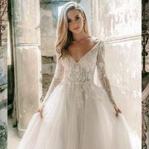 madison james spring 2020 bridal collection featured on wedding inspirasi homepage splash