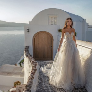 ricca sposa 2021 bridal wedding inspirasi featured wedding gowns dress and collection