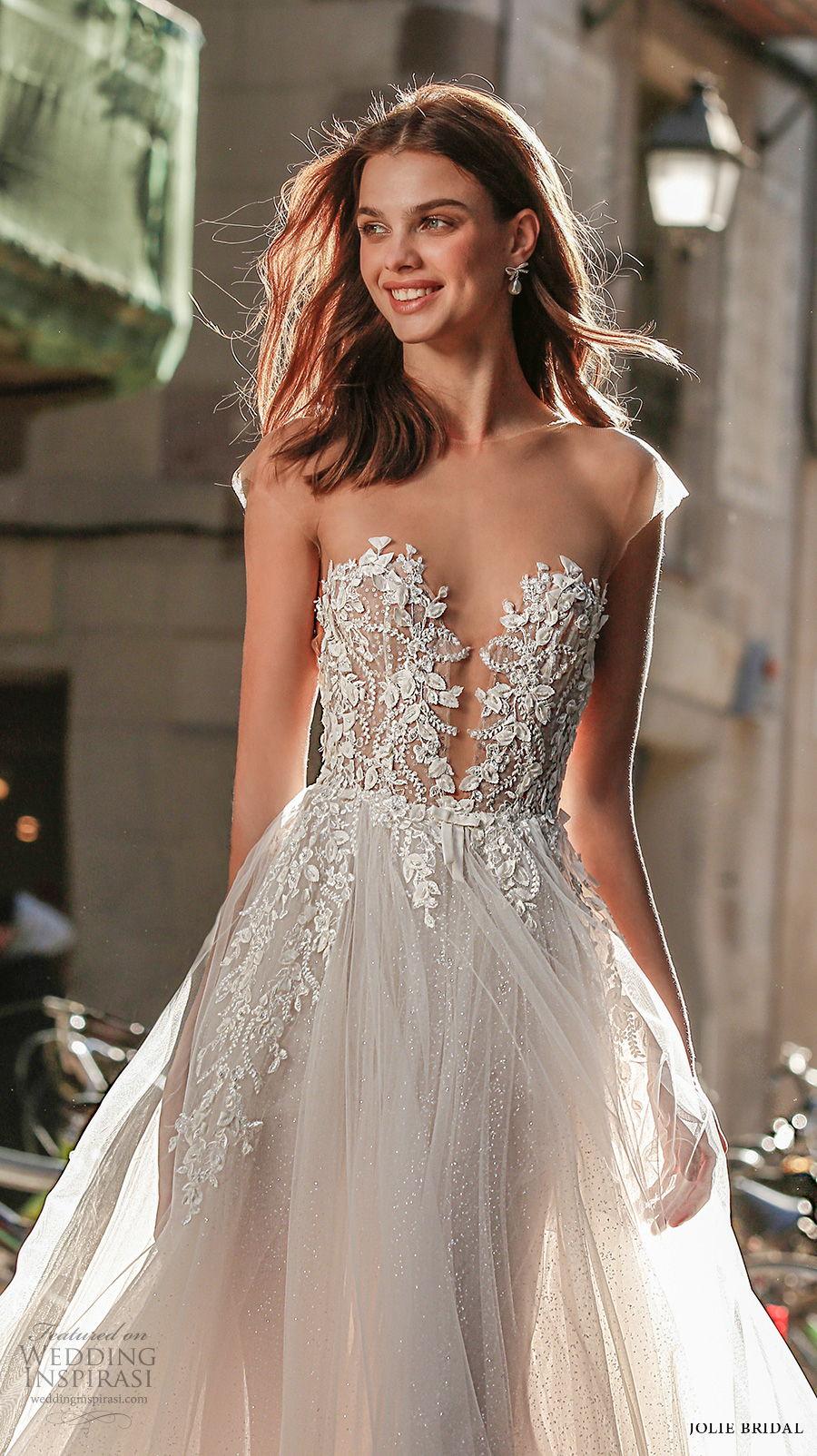 First Look Jolie Bridal Spring 2021 Wedding Dresses Wedding Inspirasi