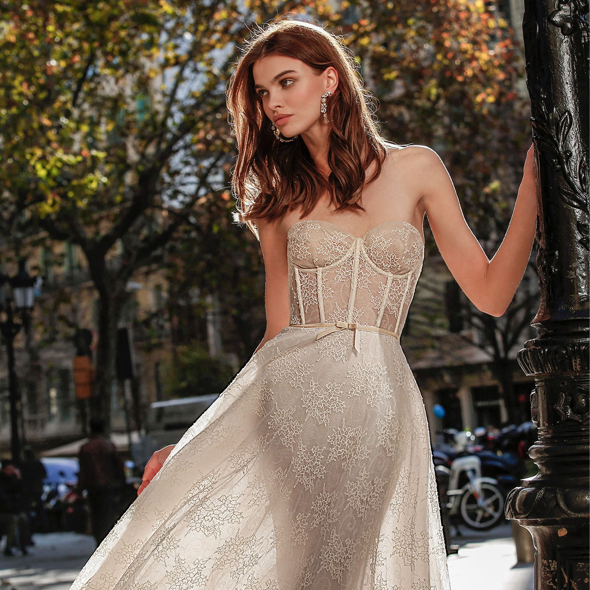 jolie spring 2021 bridal wedding inspirasi featured wedding gowns dresses and collection