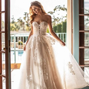 moonlight collection fall 2020 bridal collection featured on wedding inspirasi thumbnail