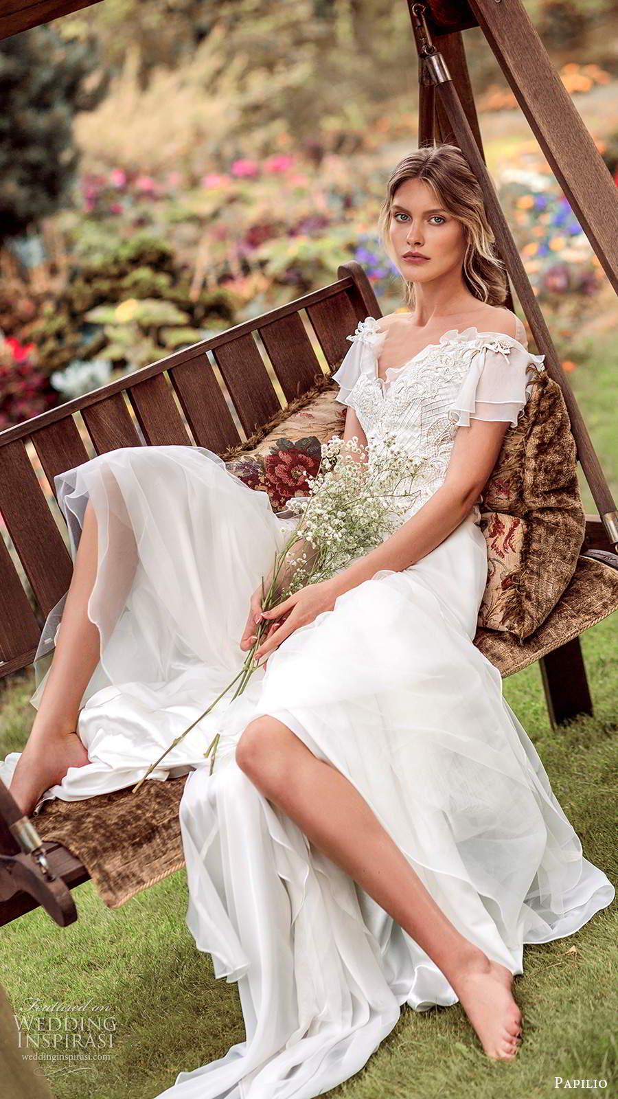 Papilio 2020 Wedding Dresses Impression Bridal