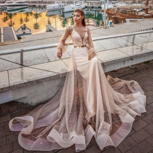 versal 2020 bridal wedding inspirasi featured wedding dress gowns and collection