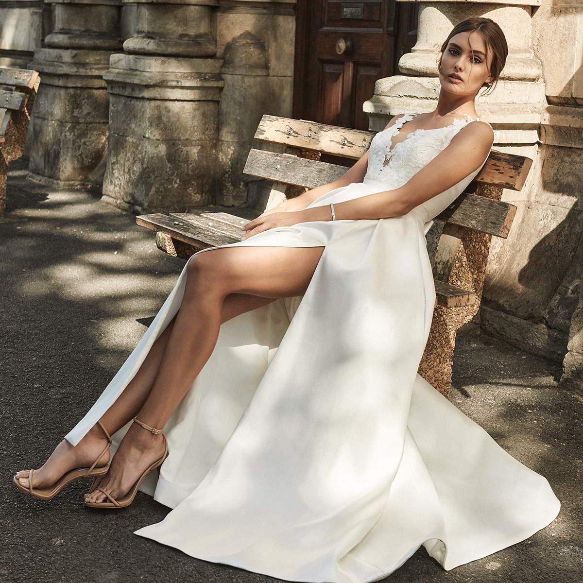 elbeth gillis 2021 bridal collection featured on wedding inpspirasi