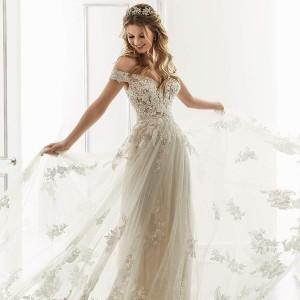morilee spring 2021 bridal collection featured on wedding inspirasi thumbnail