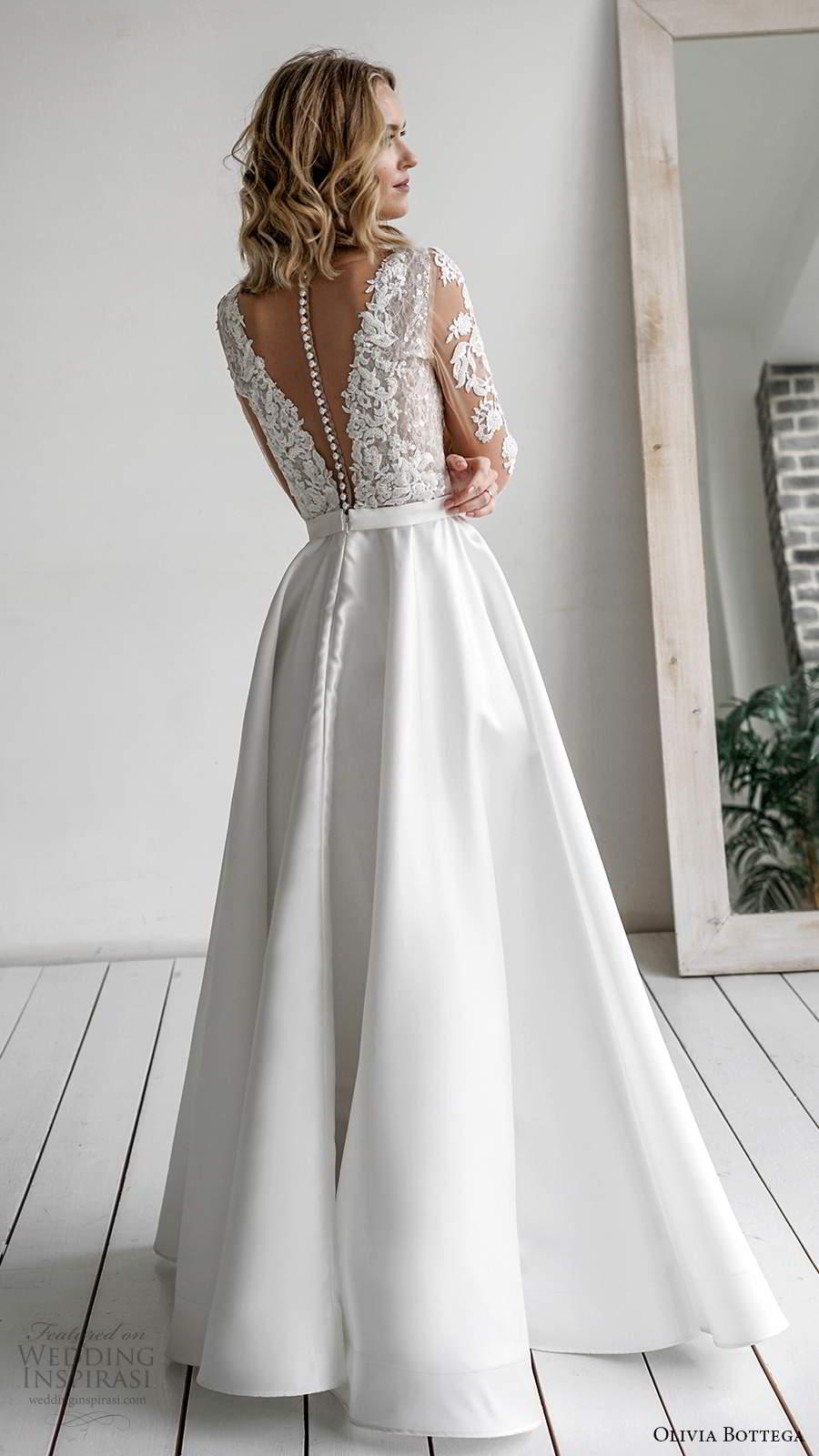 Olivia Bottega 20 Wedding Dresses   Wedding Inspirasi