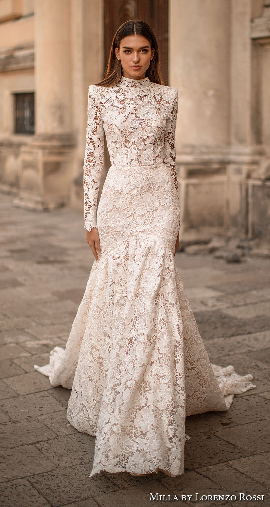 Milla By Lorenzo Rossi Wedding Dresses For Every Bride 2020 2021 Paris Bridal Collection Wedding Inspirasi