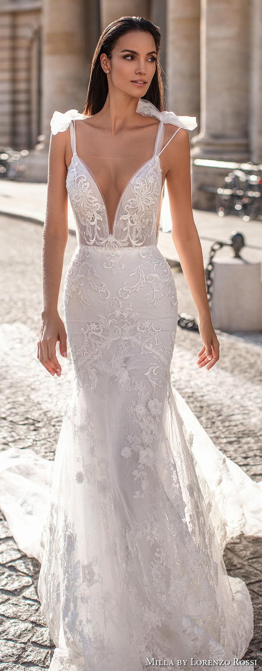 Milla By Lorenzo Rossi Wedding Dresses For Every Bride 2020 2021 Paris Bridal Collection Wedding Inspirasi,Summer Elegant Pakistani Wedding Guest Dresses